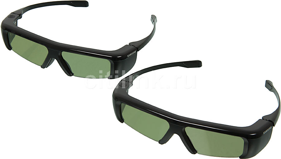 Очки 3D SAMSUNG SSG-P31002,  2 шт,  черный [ssg-p31002/ru]