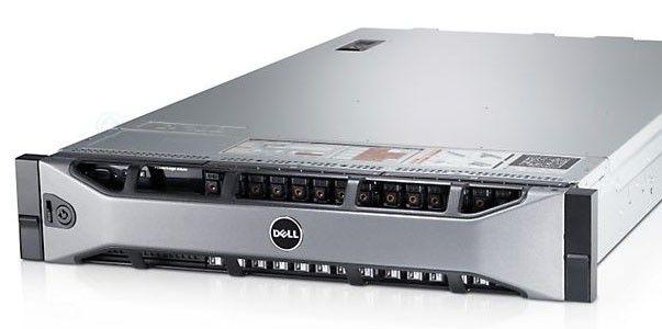 Сервер Dell PE R820 4xE5 4620/256G RD 2R 1.6/SAS 2.5