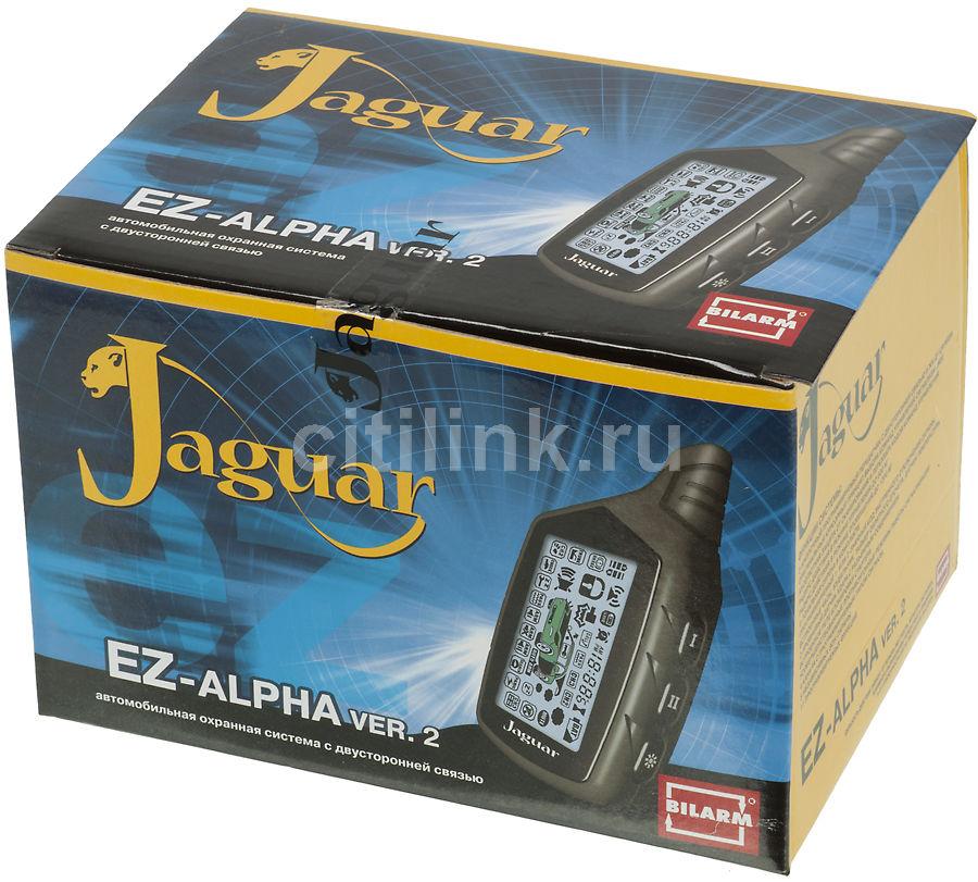 Автосигнализация JAGUAR EZ-ALPHA ver.2 [ez-alpha  ver.2]