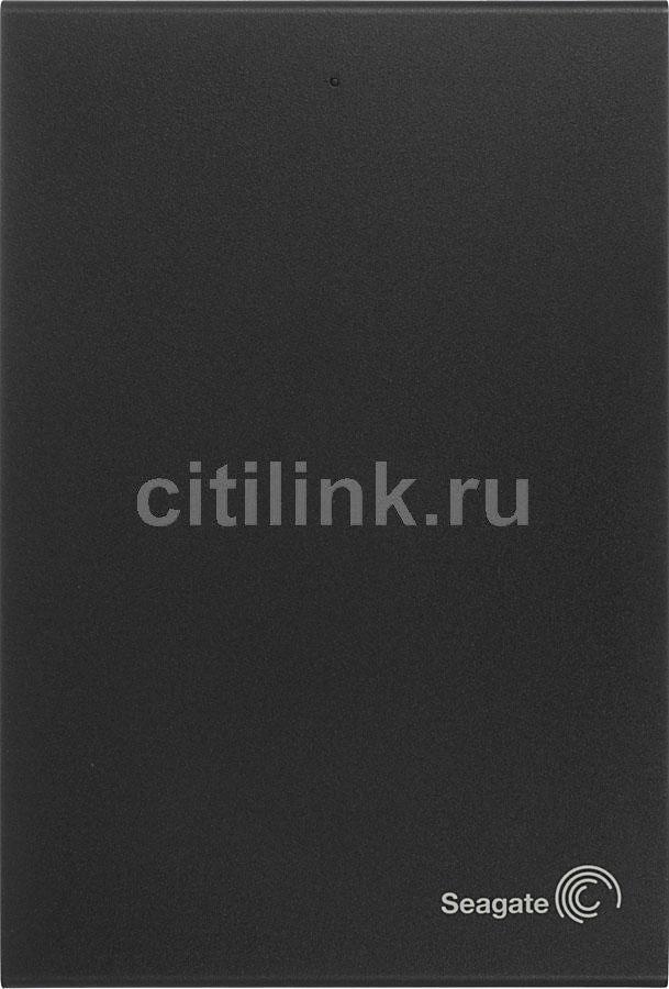Внешний жесткий диск SEAGATE Expansion STBV1000200, 1Тб, черный