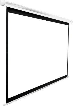 Экран ELITE SCREENS Spectrum Electric125XH,  277х156 см, 16:9,  настенно-потолочный белый