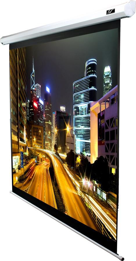 ����� ELITE SCREENS Spectrum Electric100V, 203�152 ��, 4:3, ��������-���������� �����