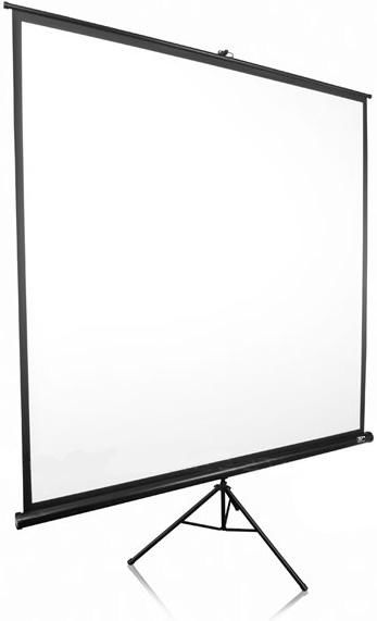 Экран ELITE SCREENS Tripod T119UWS1,  213х213 см, 1:1,  напольный черный