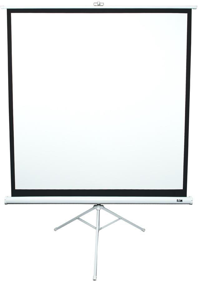 Экран ELITE SCREENS Tripod T71NWS1,  127х127 см, 1:1,  напольный белый