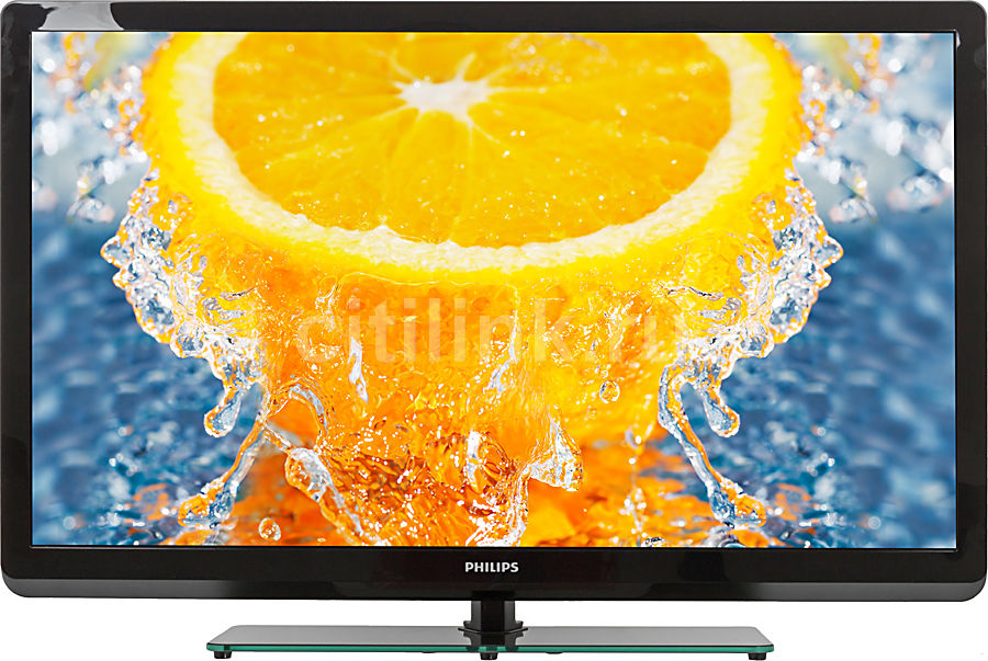 "LED телевизор PHILIPS 32PFL3307H/60  ""R"", 32"", HD READY (720p),  черный"
