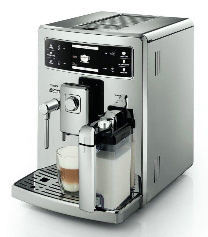 Кофемашина SAECO HD8946/09,  серебристый