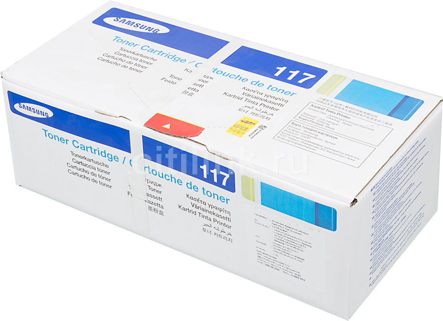 Картридж SAMSUNG MLT-D117S/SEE черный powder for samsung mlt d 1193 s for samsung 119 s see for samsung mlt 1193 see oem compatible powder free shipping