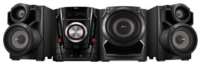 Купить Музыкальный центр LG DM5620K, черный по выгодной цене в ... 76dbf001ce2