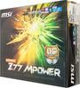 Материнская плата MSI Z77 MPower LGA 1155, ATX, Ret вид 7
