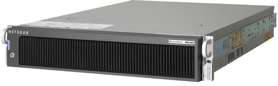 Сетевое хранилище Netgear (RD5200-100WWS) ReadyDATA 5200 2U. c 10Гб/с SFP+ платой без дисков