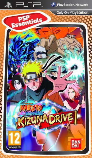 Игра SONY Naruto Shippuden Kizuna Drive (Essentials) для  PSP Eng
