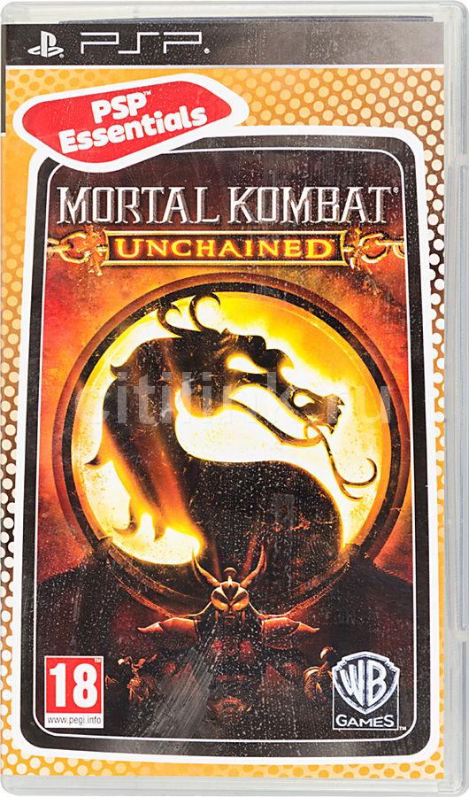 Игра SOFT CLUB Mortal Kombat Unchained для  PSP Eng