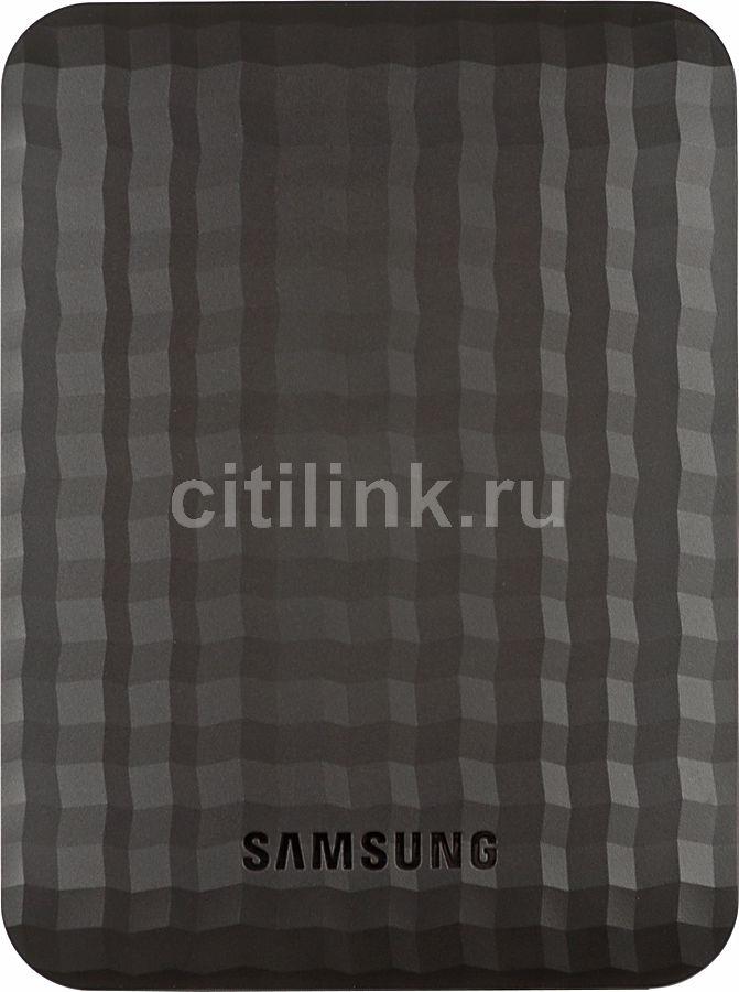 Внешний жесткий диск SEAGATE Samsung STSHX-M500TCB, 500Гб, черный