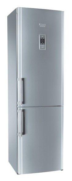 Холодильник HOTPOINT-ARISTON HBD 1201.3 M NF H,  двухкамерный,  серебристый