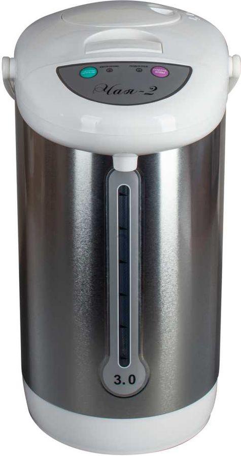 Купить Термопот ВЕЛИКИЕ РЕКИ Чая-2, серебристый в интернет-магазине СИТИЛИНК, цена на Термопот ВЕЛИКИЕ РЕКИ Чая-2, серебристый (715743) - Санкт-Петербург