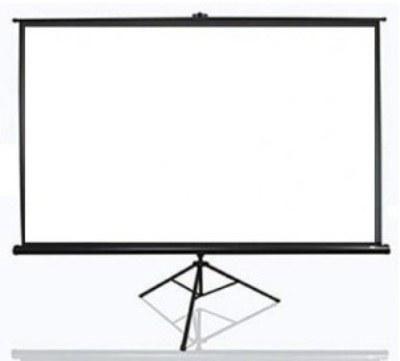 Экран ELITE SCREENS Tripod T100UWH,  221х124.5 см, 16:9,  напольный черный