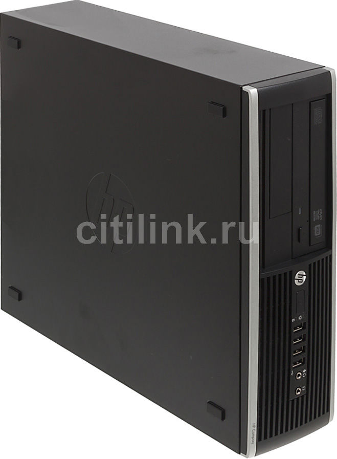 Компьютер  HP Pro 6300 SFF,  Intel  Core i3  2120,  DDR3 4Гб, 1000Гб,  AMD Radeon HD 7450 - 1024 Мб,  DVD-RW,  Windows 7 Professional,  черный [h4t92es]