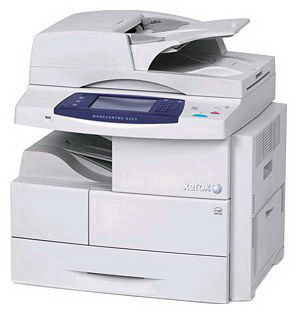 МФУ XEROX WorkCentre 4250S,  A4,  лазерный [4250v_sd]