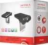 Видеорегистратор SUPRA SCR-610 черный вид 10