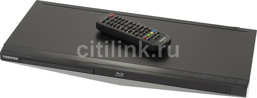 Плеер Blu-ray TOSHIBA BDX4300KR, черный