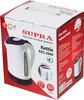 Чайник электрический SUPRA KES-2004, 2200Вт, фиолетовый и белый вид 9