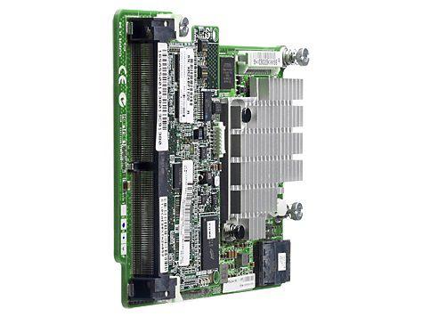 Контроллер HPE 655636-B21 Smart Array P721m/512