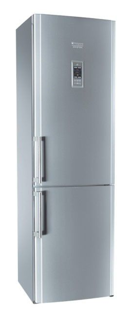 Холодильник HOTPOINT-ARISTON HBT 1201.3 M NF H,  двухкамерный,  серебристый