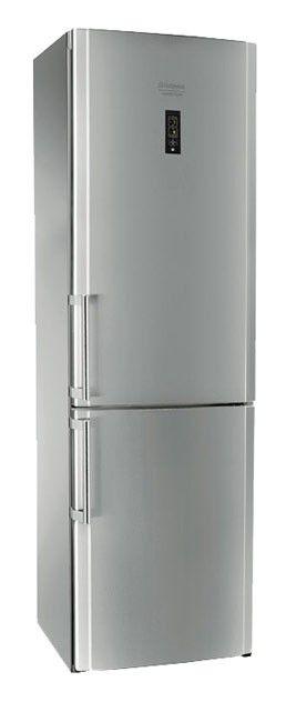 Холодильник HOTPOINT-ARISTON HBT 1201.4 NF S H,  двухкамерный,  серебристый