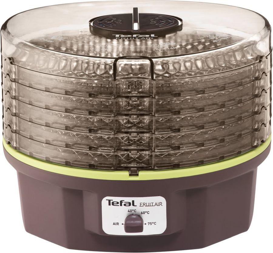 Сушка TEFAL DF1008 для фруктов и овощей,  черный