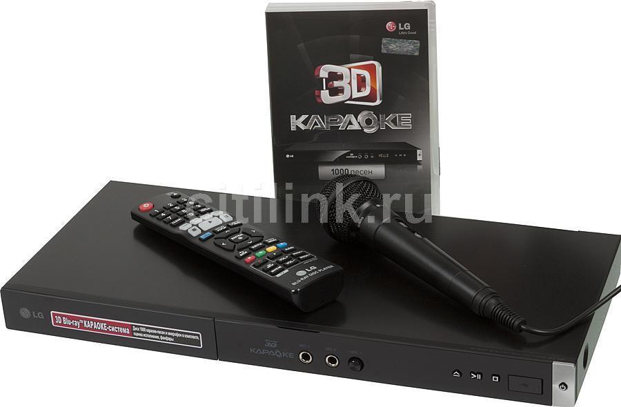 Плеер Blu-ray LG BKS-1000, черный