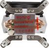 Устройство охлаждения(кулер) TITAN TTC-NC65TX(RB),  80мм, Ret вид 5