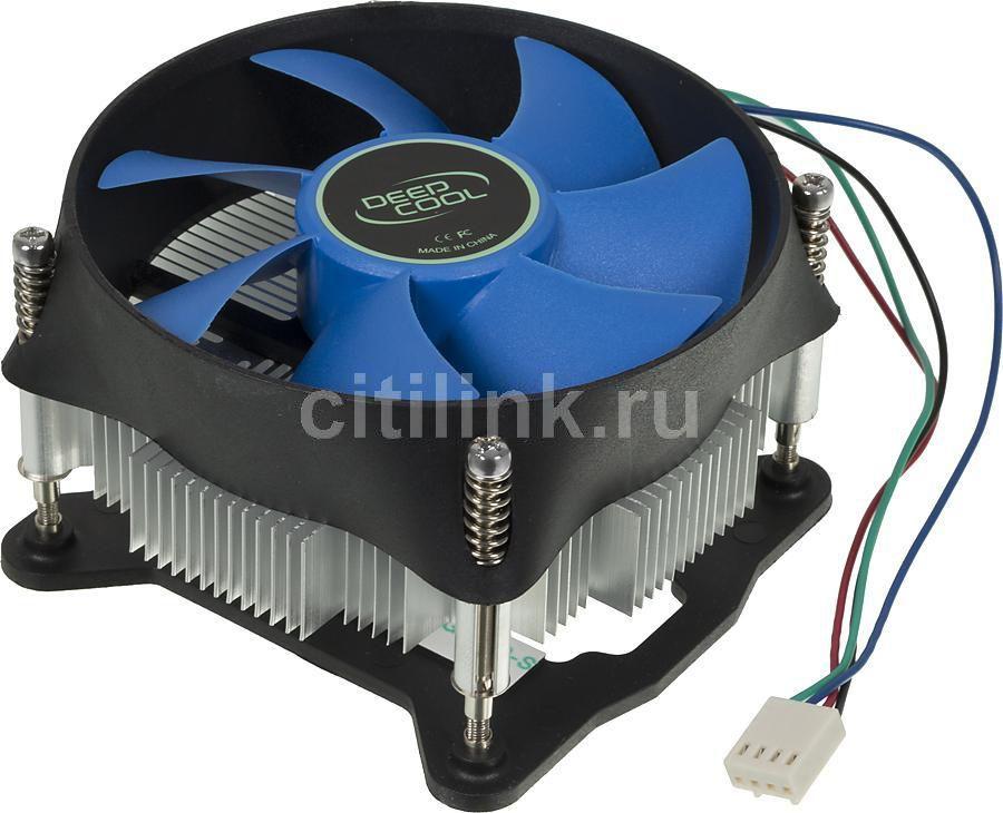 Устройство охлаждения(кулер) DEEPCOOL THETA 15 PWM,  100мм, Ret