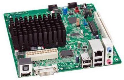 Материнская плата INTEL D2550DC2 mini-ITX, bulk