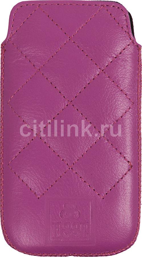 Чехол (футляр) INTERSTEP Cora р90, фиолетовый [scor90-000000-d5407o-k100]