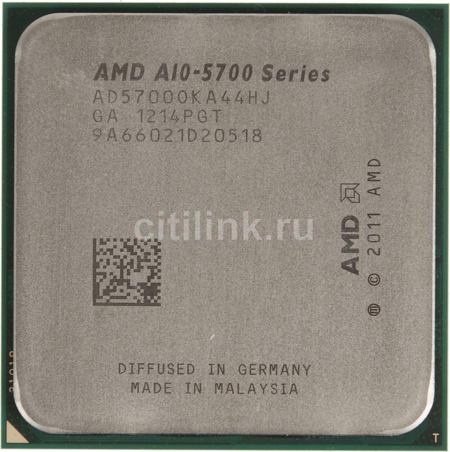 Процессор AMD A10 5700, SocketFM2 OEM [ad5700oka44hj]