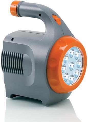 Портативный источник питания с фонарем BERKUT SP-4L