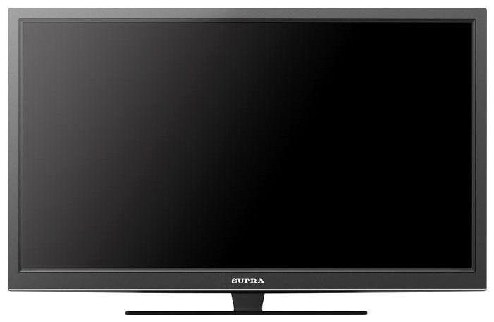 "LED телевизор SUPRA STV-LC39560FL  ""R"", 39"", FULL HD (1080p),  темно-серый"