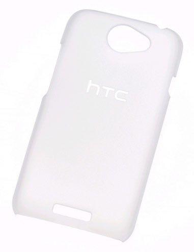 Чехол (клип-кейс) HTC HC C742, для HTC One S, прозрачный
