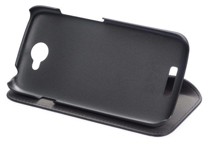 Чехол (флип-кейс) HTC HC V741, для HTC One S, черный