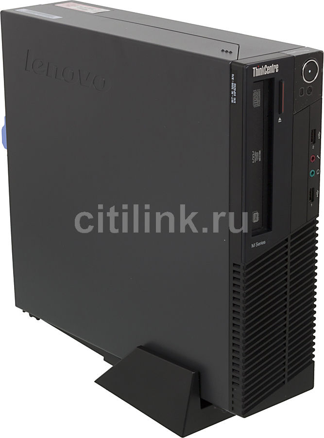 Компьютер  LENOVO ThinkCentre M92P SFF,  Intel  Core i5  3550,  DDR3 4Гб, 500Гб,  Intel HD Graphics 2500,  DVD-RW,  Windows 7 Professional,  черный [sdqb7ru]