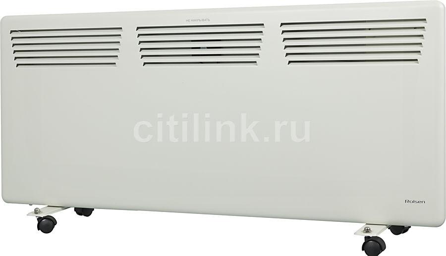 Конвектор ROLSEN RCE-2000M,  2000Вт,  белый