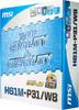 Материнская плата MSI H61M-P31/W8 LGA 1155, mATX, Ret вид 6