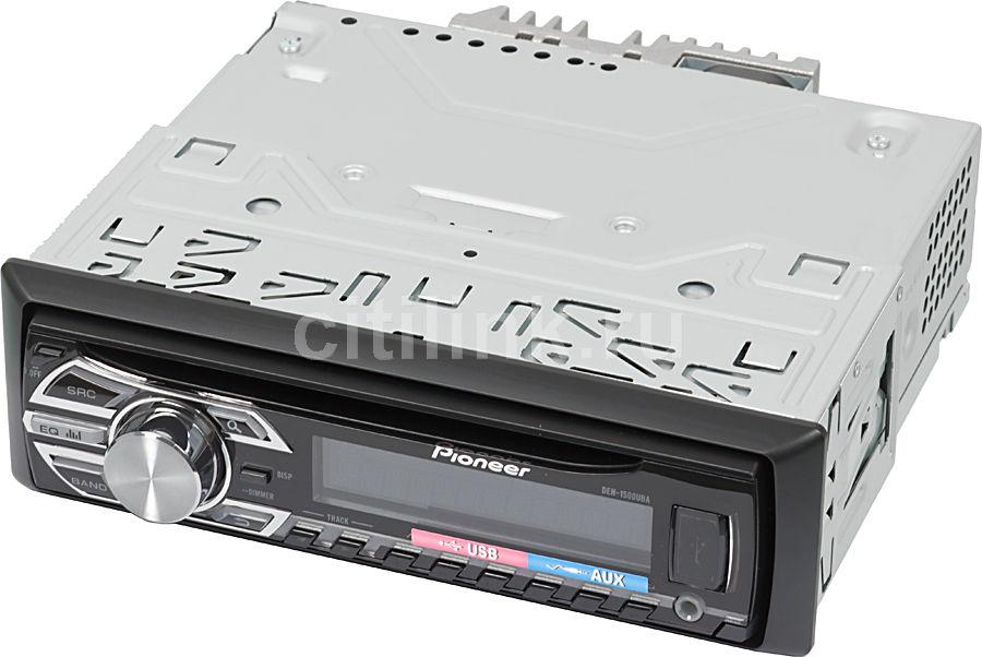 Автомагнитола PIONEER DEH-1500UBА,  USB