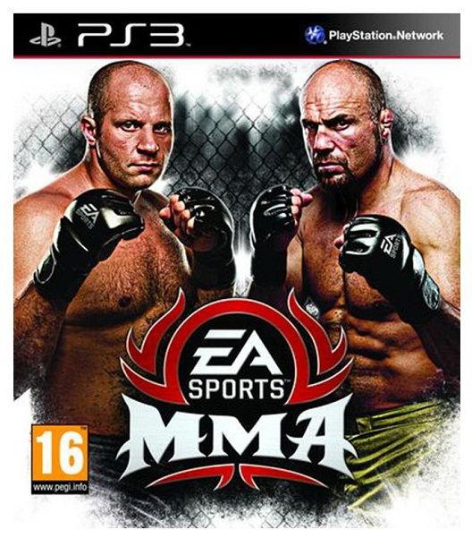 Игра SOFT CLUB EA SPORTS MMA для  PlayStation3 Eng