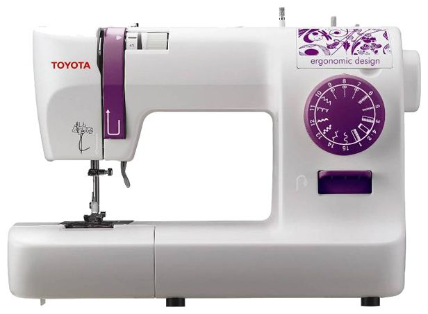 Швейная машина TOYOTA ECO 15A белый