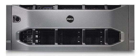 Сервер Dell PE R910 4xE7-4850 2/128(16x8G RD 4R)/SAS 6x300Gb 15K 2.5