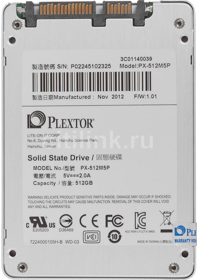 Plextor PX-512M5P SSD Treiber Windows 7