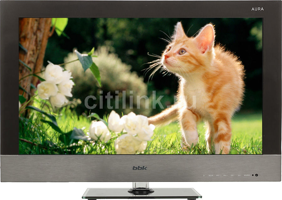 "LED телевизор BBK Aura LEM2488F  ""R"", 24"", FULL HD (1080p),  черный"