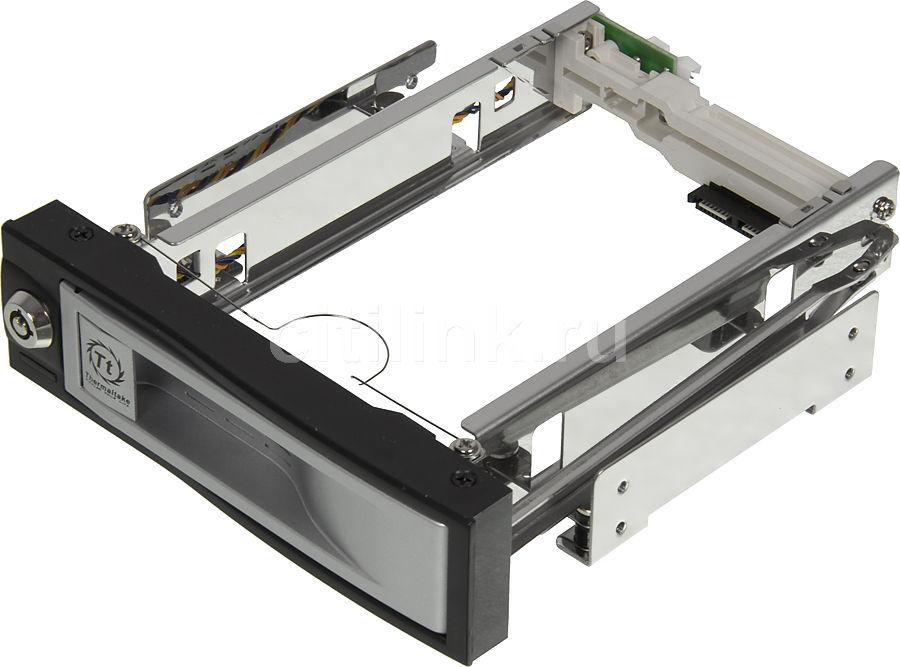 Mobile rack (салазки) для  HDD THERMALTAKE Max4 N0023SN, серебристый