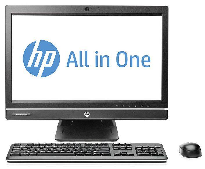 Моноблок HP Pro 6300, Intel Core i3 3220, 4Гб, 500Гб, Intel HD Graphics 2500, DVD-RW, Windows 7 Professional, черный и серебристый [c2z39ea]